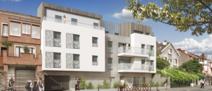 Residence Le Clos Des Pommiers Noisy-le-Sec